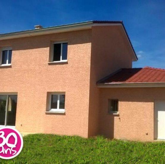 Maison Neuve dans le Rhône