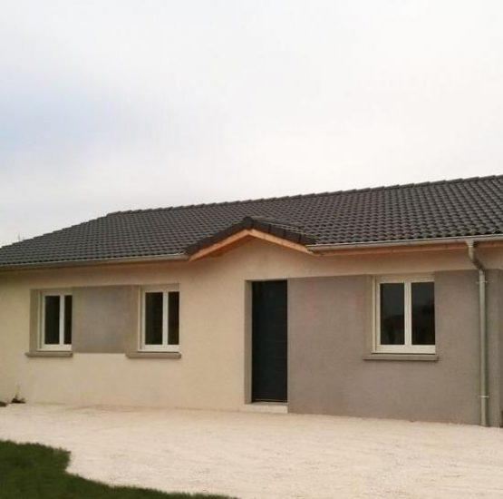 Maison Neuve dans l'Ain
