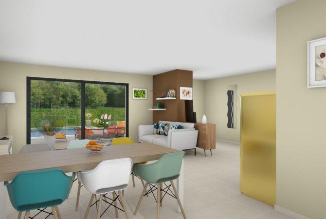 Maison neuve de 92 m² Sorgues