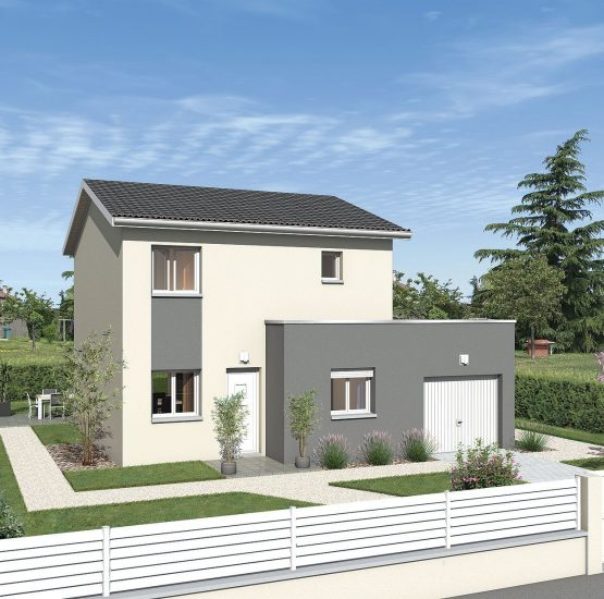 Maison neuve + terrain Charnay-lès-Mâcon