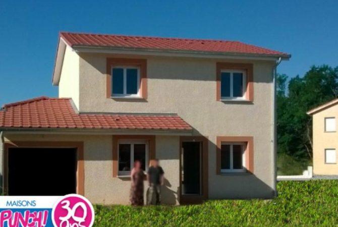 Maison neuve en Isère