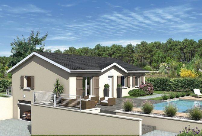 Maison neuve de 100 m² Affoux