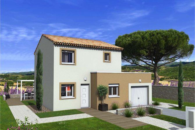 Maison neuve de 91 m² Grignan