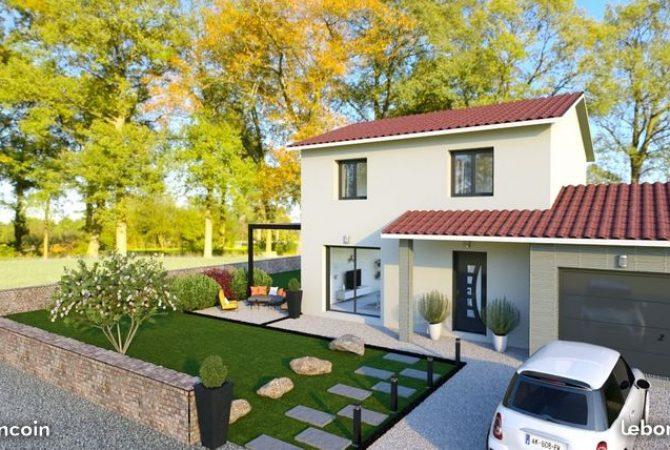 Maison neuve de 94 m² Marnay