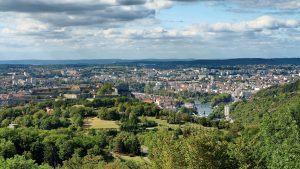 Panorama Besançon