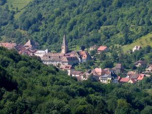 paysage franche comté
