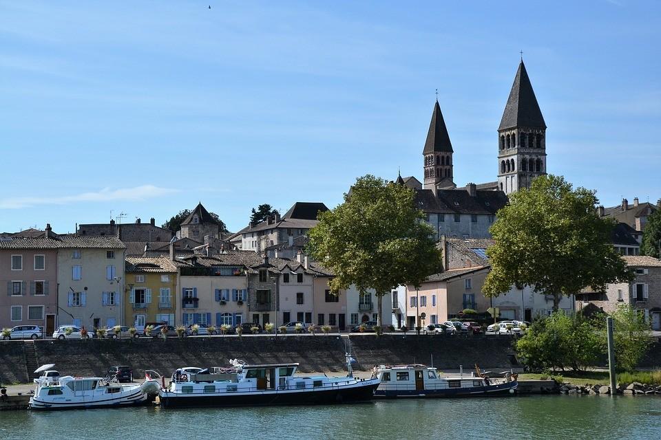 Tournus Saone et Loire